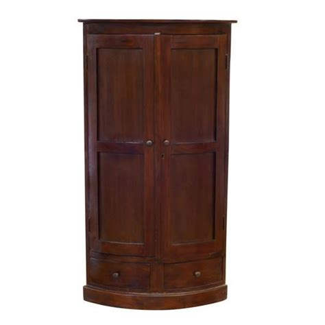meuble d angle chambre armoire chambre style colonial