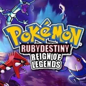 Play Pokemon Ruby Destiny - Reign of Legends Nintendo Game ...