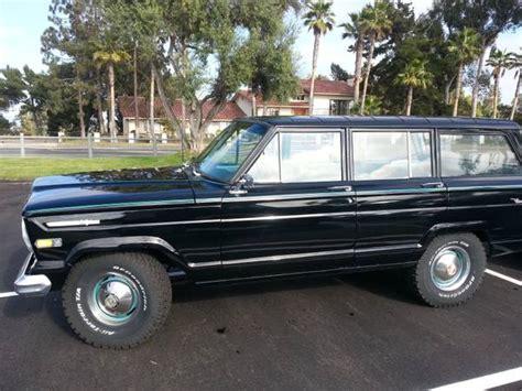 1970 jeep wagoneer 1972 jeep grand wagoneer automatic for sale in sacramento