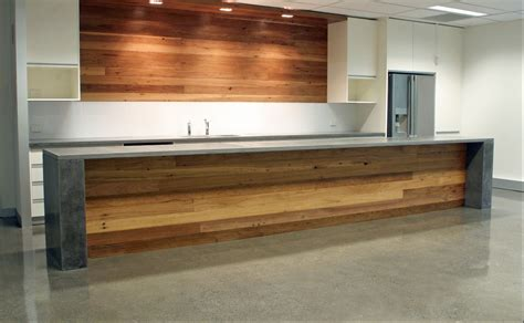 Kitchen Island Bench Brisbane by Kitchen Island Bench Formed Polished Concrete Top Or