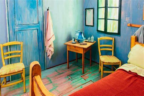 la chambre de vincent gogh est à louer sur airbnb