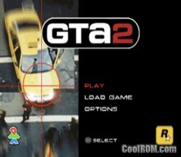 Grand Theft Auto 2 Rom (iso) Download For Sony Playstation