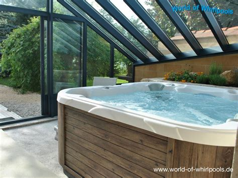 Freistehender Whirlpool Garten by Freistehende Whirlpools Garten Whirlpools Nrw