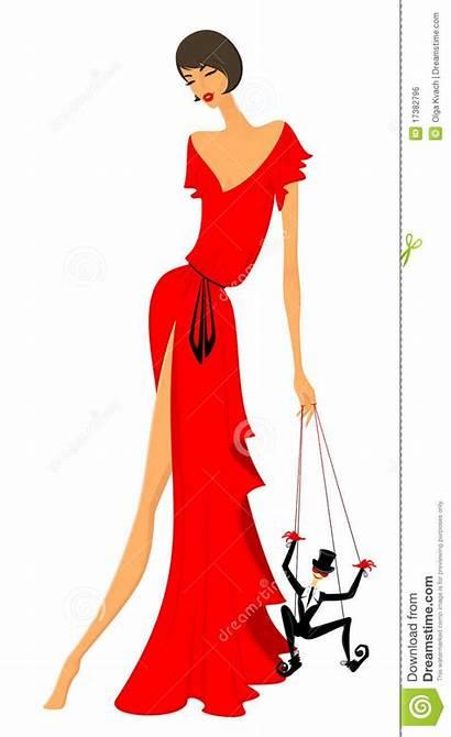 Lady Illustrations