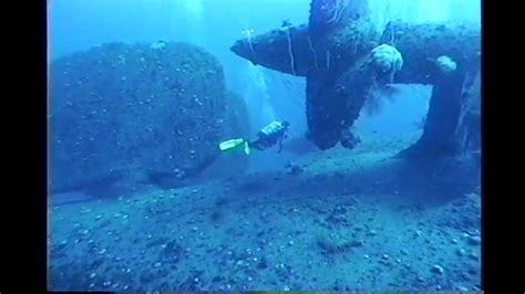 Dive the wreck of IJN battleship Nagato, Bikini Atoll ...