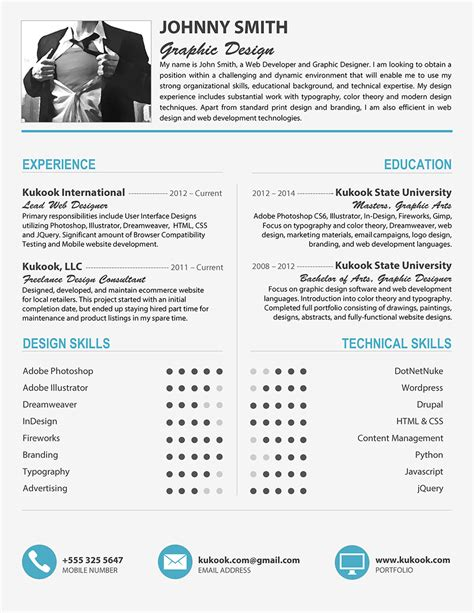 professional resume templates beautiful and word editable