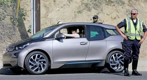 halle berry drives  bmw    sci fi tv show