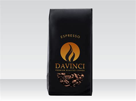 I would say coffee beans are best stored in a mason jar or any dry and airtight container. DaVinci Premium CoffeeRoasted Beans & Powder 500g - Australian Healthy Living Products