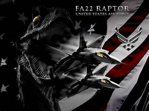 8 United States Air Force Fa Raptor Wallpaper with ...