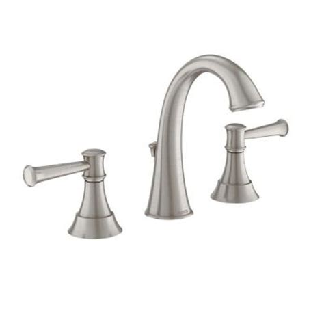home depot bathroom sink faucets moen moen ashville 8 in widespread 2 handle high arc bathroom