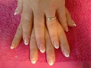 Déco French Manucure : french manucure ongles naturels ~ Farleysfitness.com Idées de Décoration