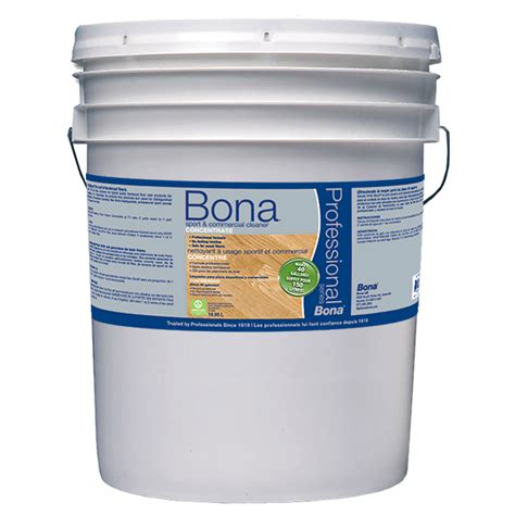 Bona Pro Series Hardwood Floor Cleaner Concentrate by Sport Bona Support