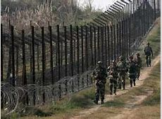 India pakistan border Highlevel meeting of security