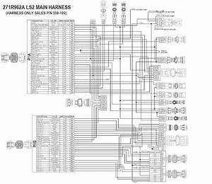 Holley Efi Terminator X Max Ls2  Ls3  U0026 Late 58x  4x Ls Truck