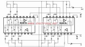 Ba3812l Graphic Equalizer Circuit Diagram Circuit Diagram