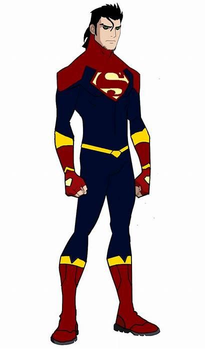 Superman El Kell Deviantart Frostthehobidon Legion Superheroes