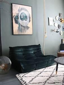 Canapé Style Togo : cultissime canap togo ligne roset interiors ~ Voncanada.com Idées de Décoration