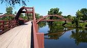 The Beautiful Bridges of Midland, MI | Shifting the Balance