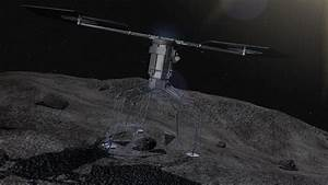 Ion Delta Asteroid Landing Craft - YouTube