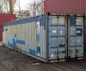 40 Container Gebraucht : 40 er plywood container gebraucht ~ Markanthonyermac.com Haus und Dekorationen