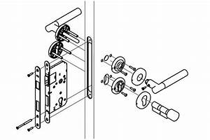 Mortise Lever Lock