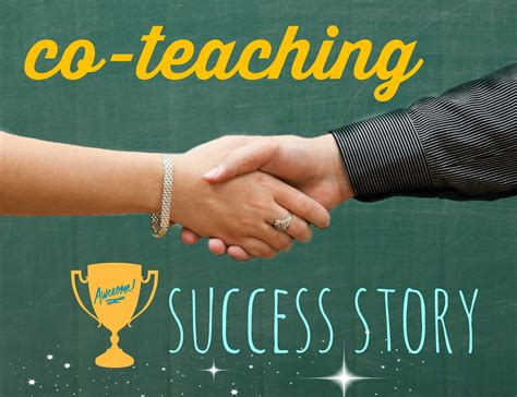A Deeper Look Into Coteaching Success Guest Post By Elizabeth Stein  Inclusion Lab