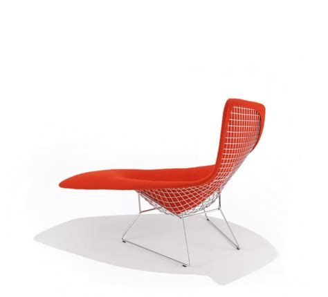 chaises bertoia bertoia asymmetric chaise arenson office furnishings