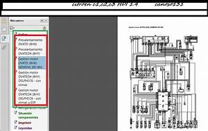 Citroen C2 2003 Wiring Diagram