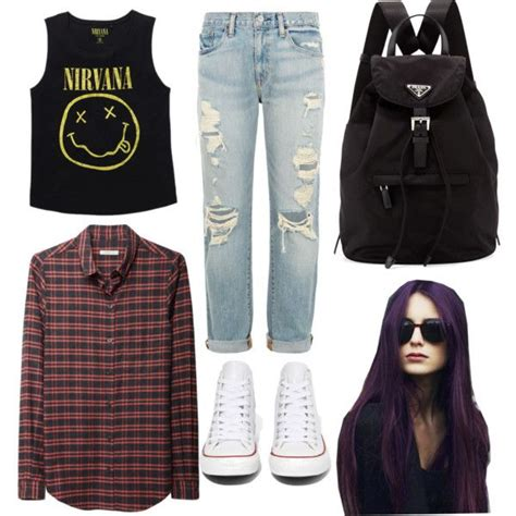 Cute Edgy Outfits For School | www.pixshark.com - Images ...
