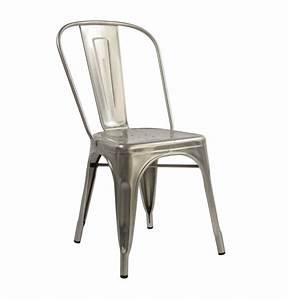 Chaise Metal Tolix : tolix chair modliving ~ Teatrodelosmanantiales.com Idées de Décoration