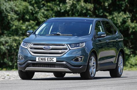 Ford Edge Style Change by Ford Edge Review 2017 Autocar