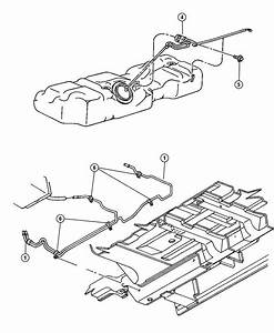 2003 Dodge Grand Caravan Fuel Filter Diagram