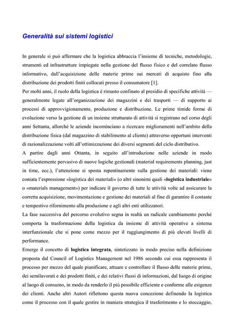 Dispense Impianti Industriali by Sistemi Logistici Elementi Dispense