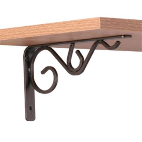 decorative metal shelf brackets cast iron shelf brackets lowes shelves shelf