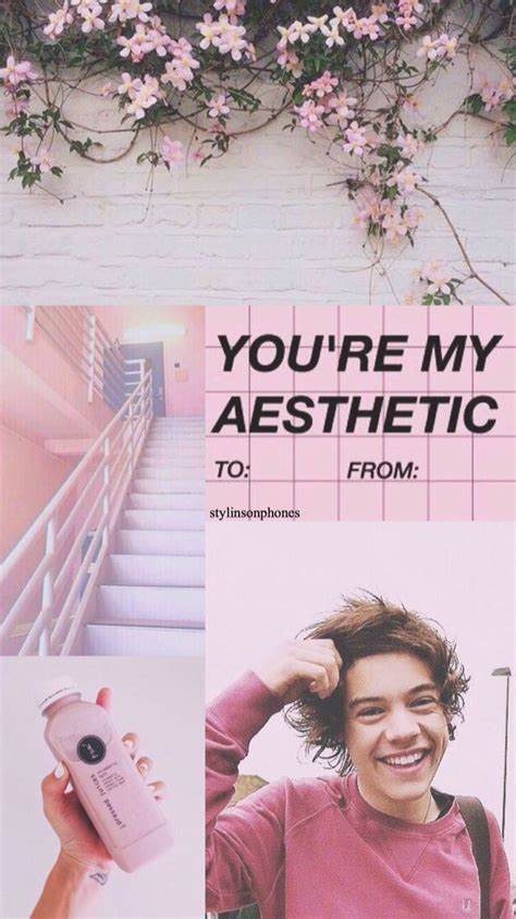 Aesthetic One Direction Wallpaper Iphone by Harry Styles Lockscreen Ctto Stylinsonphones 1d