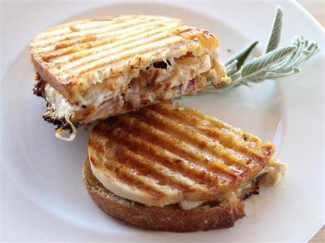 chicken apricot panini recipe ree drummond food network
