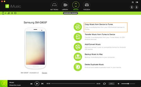 How To Transfer Songs From Itunes To Android Phones?
