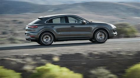 2020 porsche suv 2020 porsche cayenne coupe jumping on the fastback suv