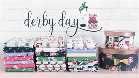 derby day fabric  melissa mortenson  riley blake