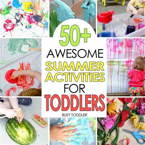 summer activities for toddlers and preschoolers 92 summer and craft ideas for summer 972