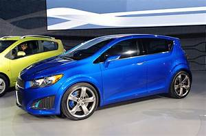 2019 Chevrolet Aveo RS Concept Car Photos Catalog 2019