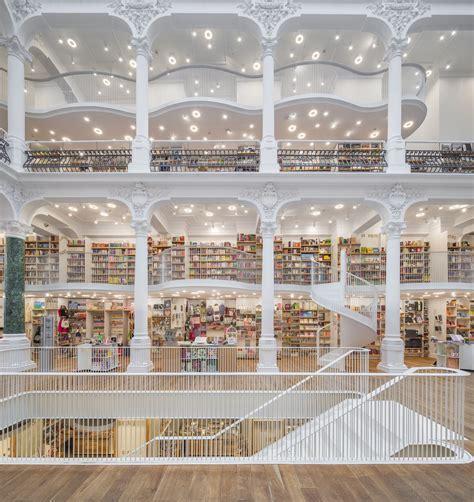 Carturesti Carusel: A 19th Century Building Regained Life