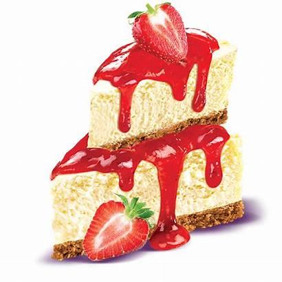 Cheesecake Strawberry Icon Clipart Cake Cheese Cream