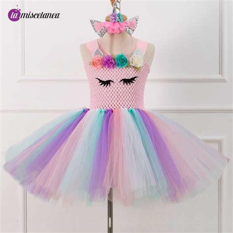 Disfraz De Unicornio Para Niñas $ 99 000 en Mercado Libre