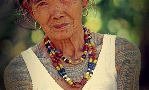 kalinga tattoo artist