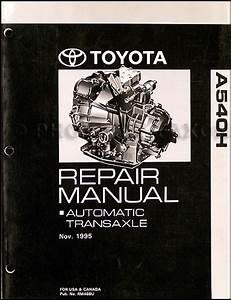 1997 Toyota Rav4 Wiring Diagram Manual Original
