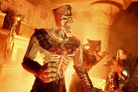 comparing universals fl  ca revenge   mummy rides