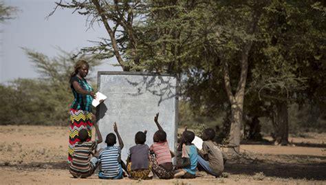 Sin Escuela Cerca De 24 Millones De Menores En Zonas De