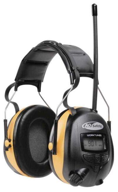 worktunes headphones amfm radio review