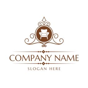furniture logo designs designevo logo maker